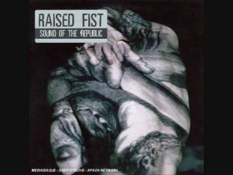 Raised Fist - Perfectly Broken