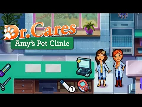 DR. CARES 2: AMY'S PET CLINIC • #15 - It's just a Prank! | Let's Play