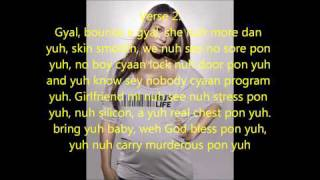 Bounce a gyal - Di Genius Lyrics
