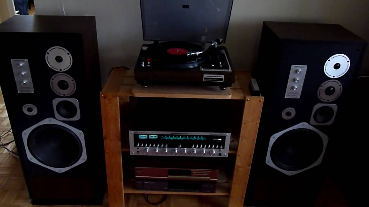 Classic Vintage Marantz System 2325 Receiver 6200