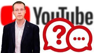 Что происходит на YouTube? Стрим для авторов каналов с #konoden 28.11.17
