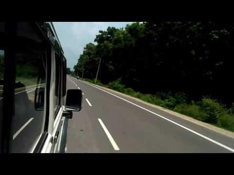हाईवे रोड गोरखपुर से नेपाल बॉर्डर -Highway gorakhpur to nepal border