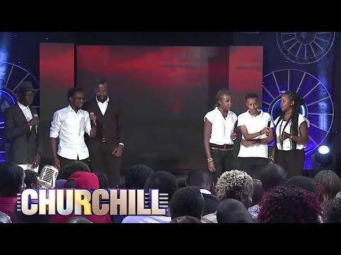 Consolata Choir on Churchill Show