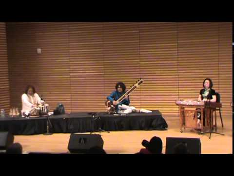 Magical Jugalbandi concert  with Indian and  Chinese  musicians.