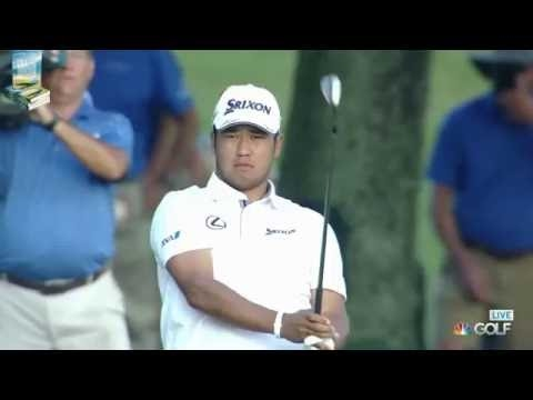 A masterpiece from Hideki Matsuyama to take Masters lead