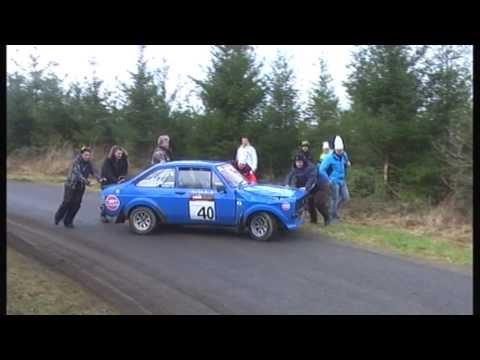 Rallye Legend Boucles Spa 2014 (Crashs + Mistakes)