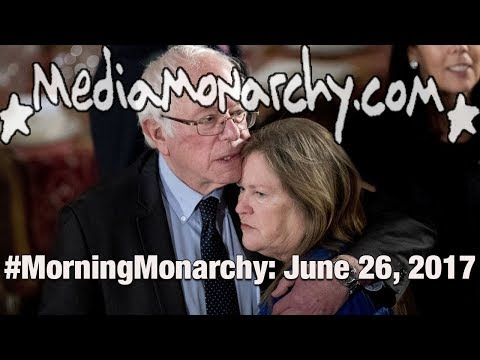 Ethics Conflicts & Insolvent Banks on #MorningMonarchy: June 26, 2017