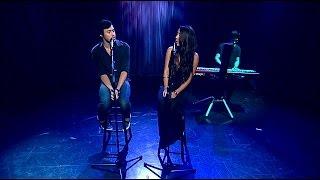 Alex & Sierra perform