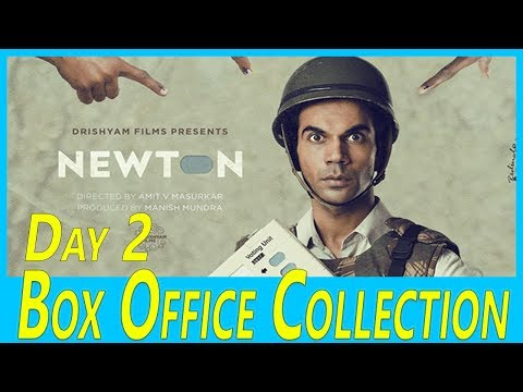 Newton Movie Box Office Collection Day 2