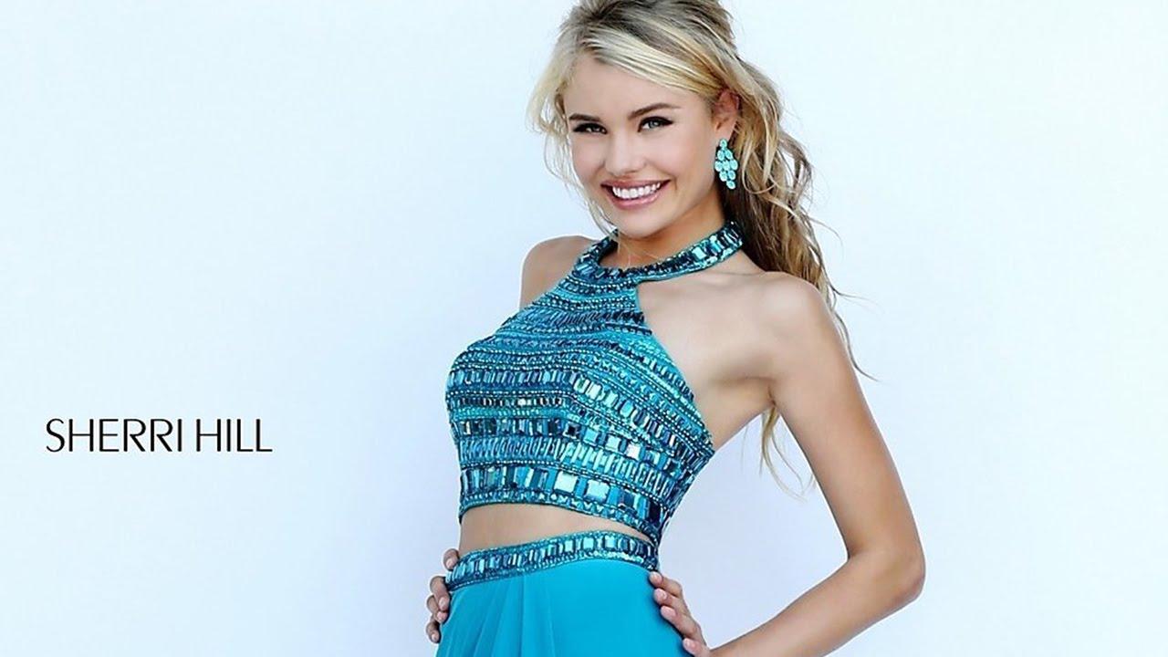 Sherri Hill 50169 Prom Dress - YouTube