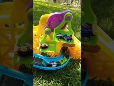 Joe's world science and toys review/ car collector