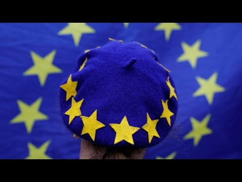 The Future of Europe: The EU at a Crossroads