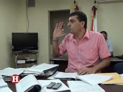 Entrevista a Samuel Viñas en la Penitenciaria de El Bosque