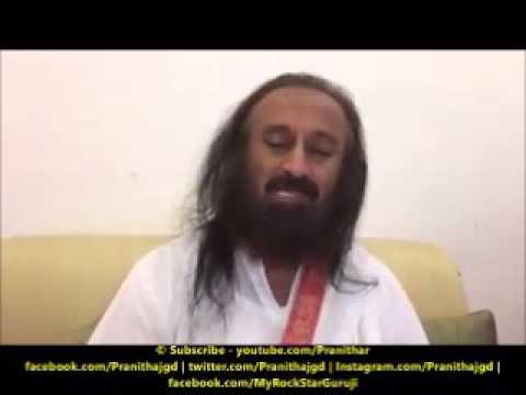 Sri Sri Ravi Shankar Gurudev Video message at Dharma Raksha Sangamam