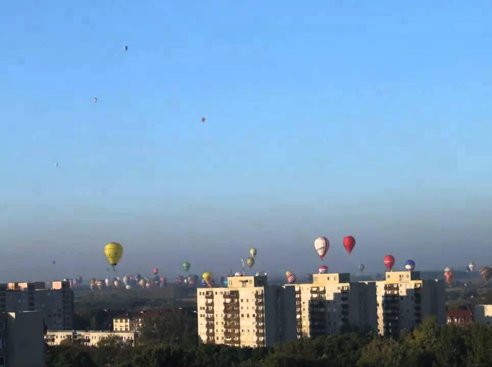 2010. október 9. - 19. Hőlégballon Világbajnokság e763ca7f65