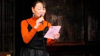 2012年1月24日 野老澤町造商店「音戯の世界」シャンソンのひととき 生け...
