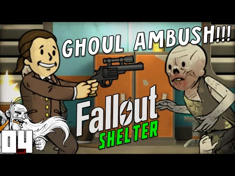 """GHOUL AMBUSH & LUNCHBOX OPENING!!!"" Fallout Shelter (iOS/Android/PC)"