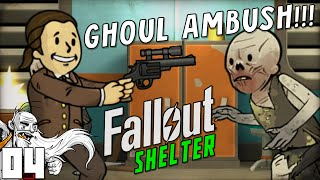 """""""GHOUL AMBUSH & LUNCHBOX OPENING!!!"""" Fallout Shelter (iOS/Android/PC)"""