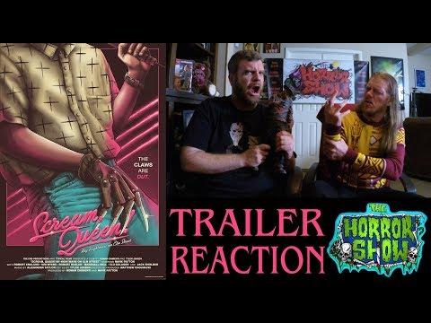 """Scream, Queen"" 2018 Documentary Trailer Reaction - The Horror Show"