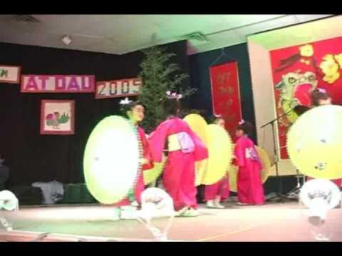 Mua Hoa anh dao -Xuan 2005 Hoi Quang Da DFW
