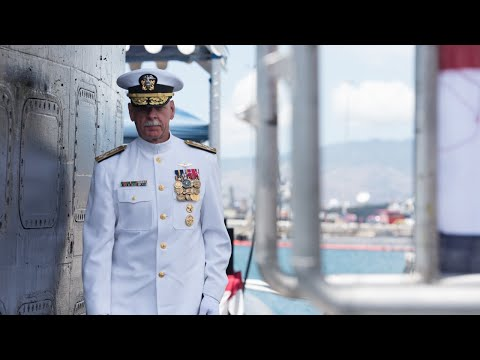 Navy's Pacific Fleet commander to retire
