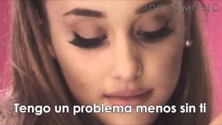Problem - Ariana Grande ft. Iggy Azalea (Traducida al Español + Video Oficial)