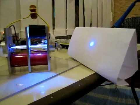 cnc selbstbau fr smaschine testlauf x und y achse doovi. Black Bedroom Furniture Sets. Home Design Ideas