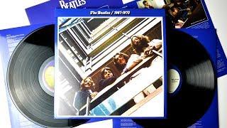 Baixar The Beatles / 1967-1970 (The Blue Album) - The Beatles Vinyl Collection Unboxing