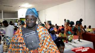 ODUDUWA END OF YEAR PARTY 2016 PALMA SPAIN PART TWO