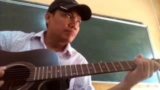 Guitar Minh  XIN YEU TOI BANG CA TINH NGUOI