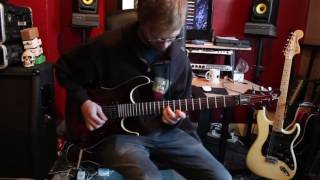 The Human Abstract - Faust (GUITAR COVER)