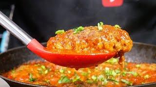 Как накормить семью, если мало МЯСА? Картофеты - антикризисное блюдо, цыганка готовит.