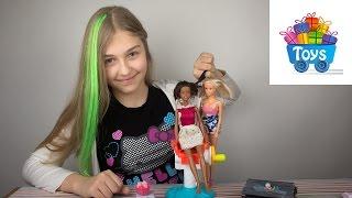 Видео про Барби  Игры с Барби - парикмахерская.Barbie video.(Видео про барби Игры с Барби - парикмахерская.Barbie vide https://youtu.be/iI1jQbXsj1U Парикмахерская для кукол. Стрижем..., 2016-01-15T11:11:44.000Z)