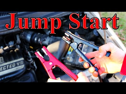 How to Properly Jump Start a Car