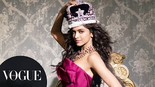 Deepika Padukone in the Sept.'13 Big Fashion Issue | Exclusive Interview & Photoshoot | VOGUE India