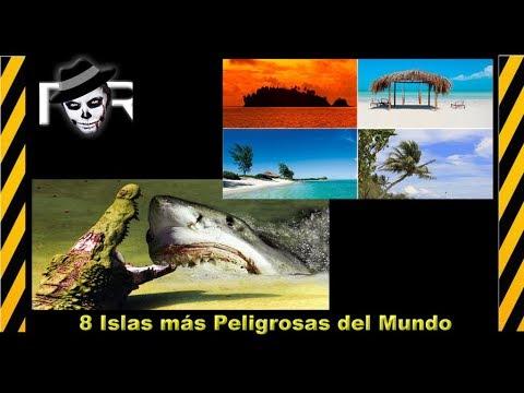 8 Islas Mas Peligrosas del Mundo