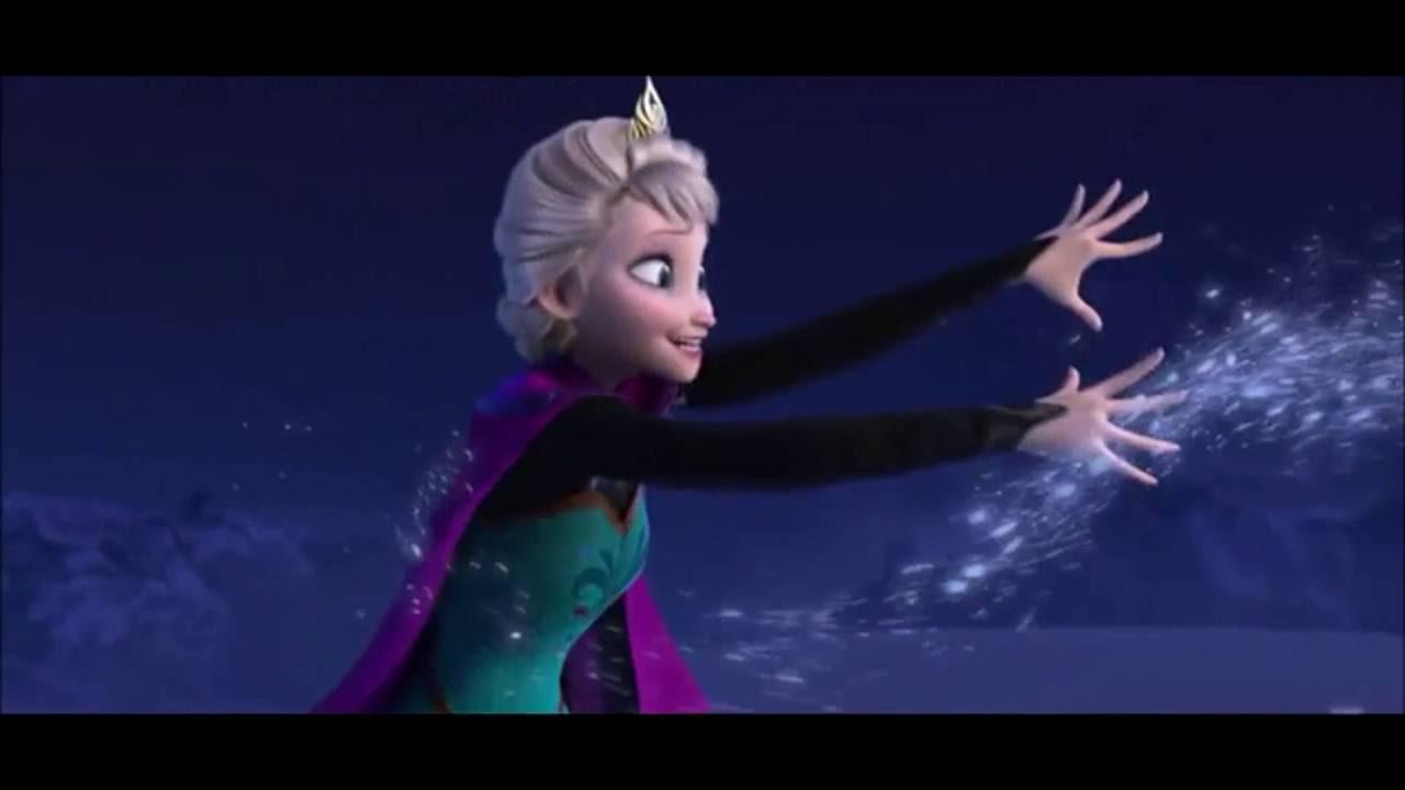 Let It Go/Aldırma-Frozen-Türkçe/Turkish