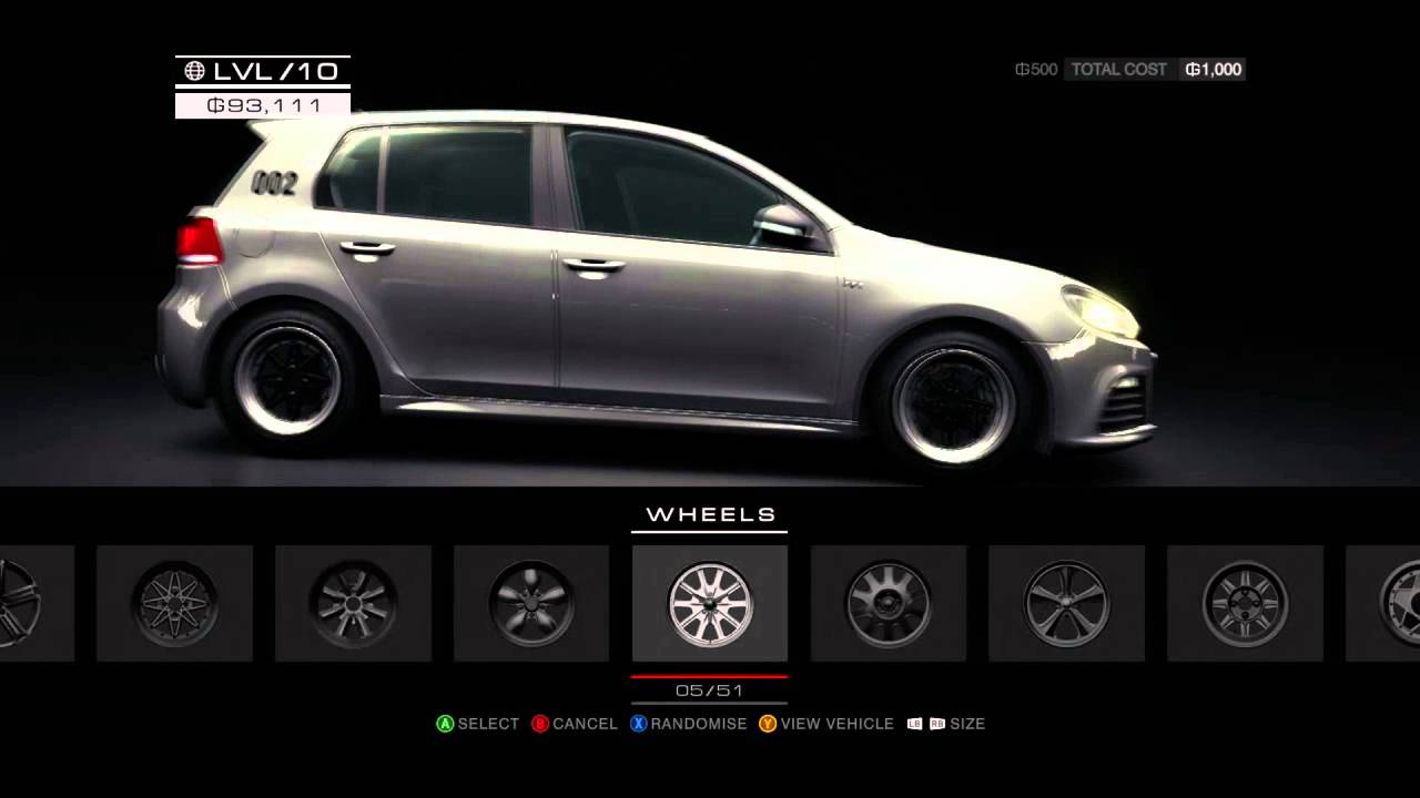 Grid Autosport Customization Tutorial