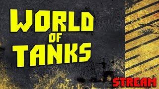 [🔴Na Żywo!]🔵 World of Tanks 🔵 Jedyny Taki 🔵 Najgorszy w Europie! 🔵