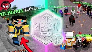 INAUGURACIÓN DE ELITECRAFT 2 ¡¡TEAM TENEMOS!! | Minecraft