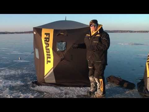 Frabill Ice Fishing Shacks