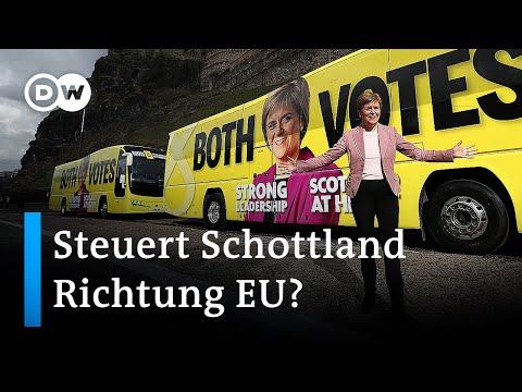 Wahl in Schottland: Kommt ein zweites Unabhängigkeitsreferendum?