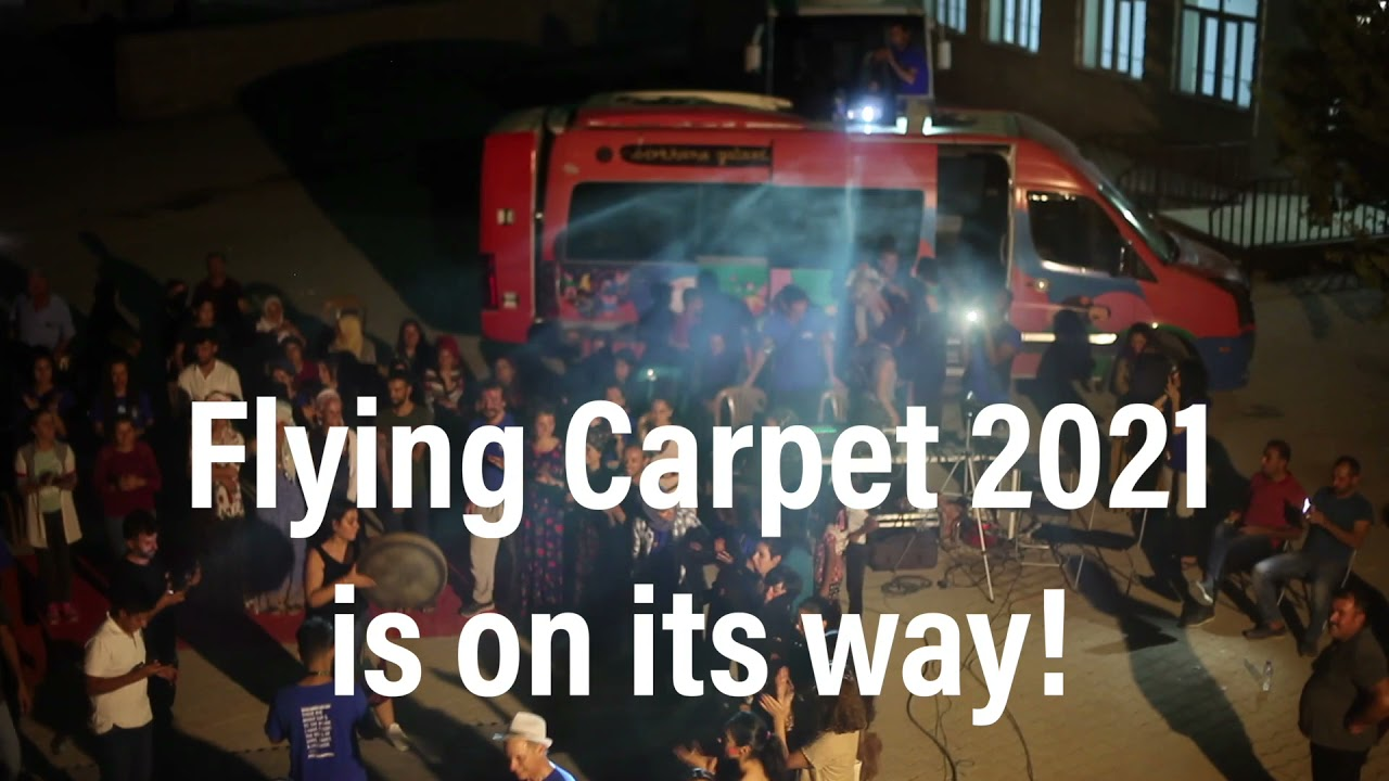 Flying Carpet 2021 Is On Its Way! Join us!