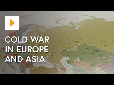 Cold War in Europe and Asia