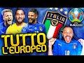 TUTTO L'EUROPEO DELL'ITALIA IN UN UNICO VIDEO! FIFA 21 ITA
