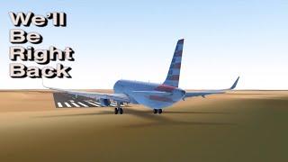 SHORT runways vs HUGE planes