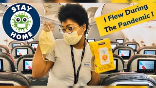 DFW Airport Tour *PANDEMIC EDITION* Its been 2 months since I've been on an airplane ✈️ | Mo'sLife