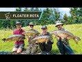 SURFACE FISHING FOR CARP - Floater Rota Roadtrip