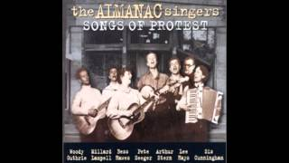 The Almanac Singers  The sinking of the Reuben James