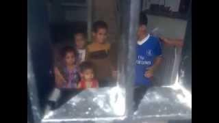 شابان يغلقان مقر بلدية قصر الشلالة ولاية تيارت